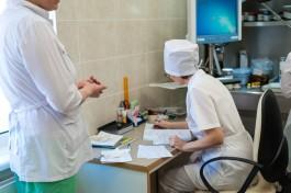 Гурьевской ЦРБ выделяют 24,7 млн рублей на покупку помещения для амбулатории в Голубево
