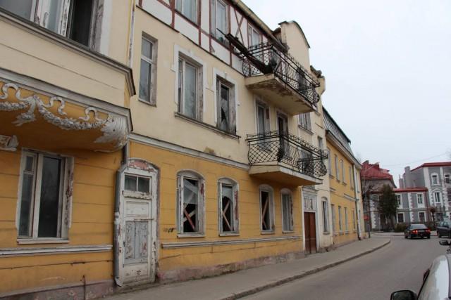 В Зеленоградске планируют отреставрировать здание исторического отеля «Восточная Пруссия»