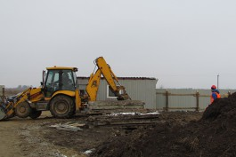 В индустриальном парке «Храброво» начали строить водозабор и очистные сооружения