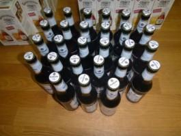 С начала года калининградская таможня изъяла более 5,5 тысяч литров алкоголя