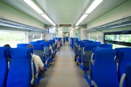 В субботу и воскресенье пустят дополнительные поезда в Светлогорск и Зеленоградск