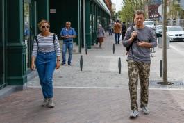 Калининград побил пятый температурный рекорд за месяц