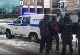 На несогласованной акции в центре Калининграда задержали несколько человек