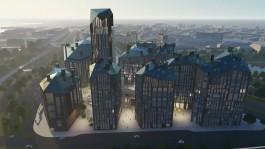 «Новая доминанта»: на Центральной площади в Калининграде хотят построить гостиницу высотой сто метров