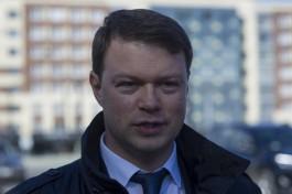 Крупин: Подрядчик уже приступил к строительству школы на улице Рассветной в Калининграде