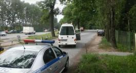На Московском проспекте в Калининграде микроавтобус сбил 38-летнюю женщину
