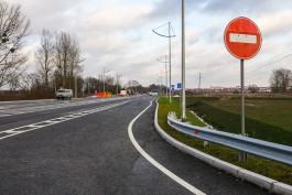 Второй въезд в Гурьевск планируют построить до конца 2020 года