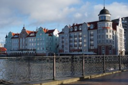 В выходные в Калининградской области прогнозируют потепление до +22°С