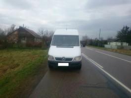 На трассе Багратионовск — Калининград задержали водителя нелегальной маршрутки