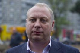 Гольдман: Собственник боится открывать для горожан сквер на месте кондитерской фабрики
