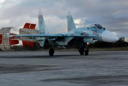 Истребители Балтфлота уничтожили самолёты условного противника в небе над областью