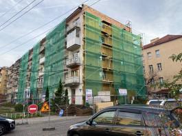 «Без Ганзы»: в центре Калининграда начали капитальный ремонт дома