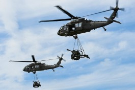 Литва за 300 миллионов евро купит у США шесть вертолётов Black Hawk