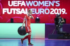 Калининградская спортсменка стала бронзовым призёром чемпионата Европы по мини-футболу