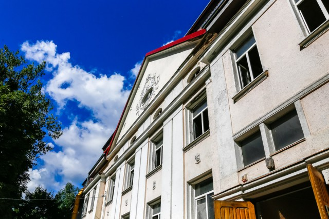 В Калининграде обещают сохранить исторический фасад здания больницы на улице Горького
