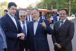 Щербаков: Мы с губернатором не друзья и не братья, за всё время ни разу по рюмке не выпили