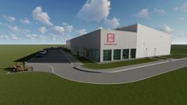 Компании «Ампертекс» разрешили построить завод в индустриальном парке «Храброво»