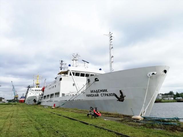 Из Калининграда в море вышел «Плавучий университет» с учёными и студентами