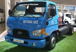 «Автотор» приступает к производству Hyundai HD 78 с газомоторной силовой установкой