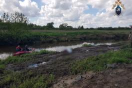 В Багратионовском округе нашли тело 11-летнего мальчика, который упал в реку с моста