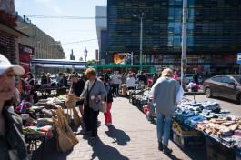 Областное правительство намерено ужесточить наказание за нелегальную торговлю