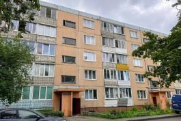 «Вся квартира плавает»: в Калининграде жильцов многоэтажки затопило во время капремонта