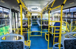 В Калининград приехал электробус «Волгабас»