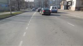 На улице Куйбышева в Калининграде в ДТП пострадала 11-летняя школьница