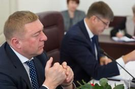 Ярошук стал заместителем Кропоткина в областной Думе
