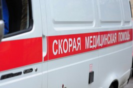 «Система-112»: В Гурьевском округе кран наехал на ногу рабочему