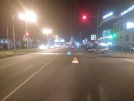 УМВД: Сбивший двух пешеходов на тротуаре на Московском проспекте водитель был пьян