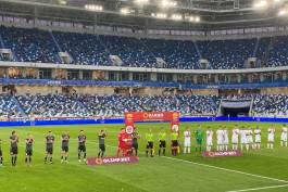 Ближайшие матчи «Балтики» и «Локомотива» в Калининграде пройдут без зрителей