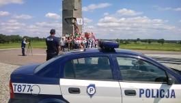 Россияне нарушили запрет на коммунистическую символику в музее битвы под Грюнвальдом