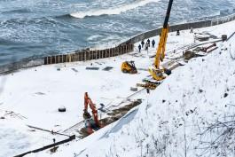 Власти обещают «к лету точно» завершить строительство нового променада в Светлогорске