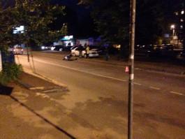 На улице Фрунзе в Калининграде мотоциклист сбил пенсионерку