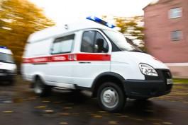 В Черняховске рабочий погиб при падении с высоты на территории предприятия