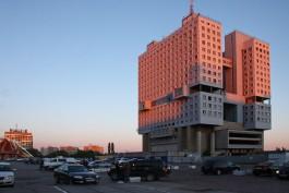 Цуканов: Мы рассчитываем, что весь Дом Советов отдадут правительству области