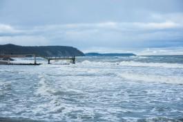 Метеорологи: Циклон из Арктики принесёт в Калининградскую область сильный ветер и похолодание