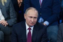 Владимир Путин: Сегодня высок запрос граждан на справедливость, честность, открытость