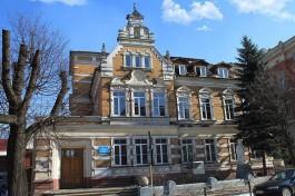 В Черняховске отремонтируют здание имперского банка конца XIX века