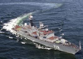 Завод «Янтарь» передаст Балтфлоту сторожевой корабль «Неустрашимый» в ноябре