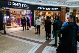 Власти отменили послабления на работу торговых центров и непродольственных магазинов в Калининградской области