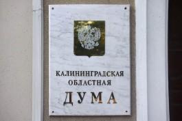 «Герой России, механик из Гусева и заведующая детским садом»: лица новой Облдумы