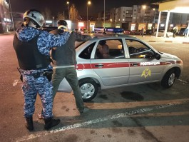 В Калининграде росгвардейцы задержали мужчину, который несколько раз обокрал один магазин