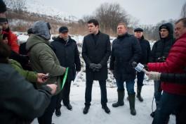 Алиханов: После рекультивации на свалке в посёлке Космодемьянского можно будет кататься с горки
