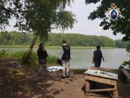 В Люблинском водохранилище нашли тело 30-летнего калининградца