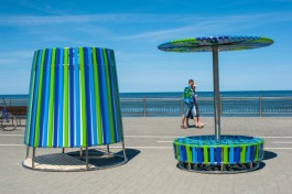 О неудобствах на пляже в Зеленоградске