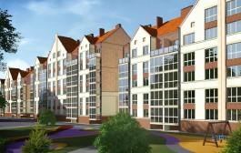 «С учётом доработок»: архитекторы одобрили проект жилого комплекса в Светлогорске