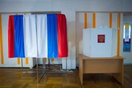 Калининградская область вошла в список регионов с минимальной промежуточной явкой на выборах в Госдуму
