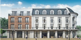 «Пивной клуб, кафе и гостиничные номера»: что хотят разместить в здании торгового дома в Зеленоградске